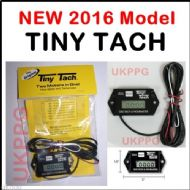 Tiny Tach TT2A Digital Hour Meter Tachometer Adjustable Resetable Service (Genuine not Chniese Copy)